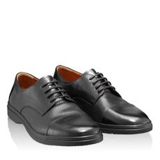Pantofi Casual 6983 Vit Foro Negru