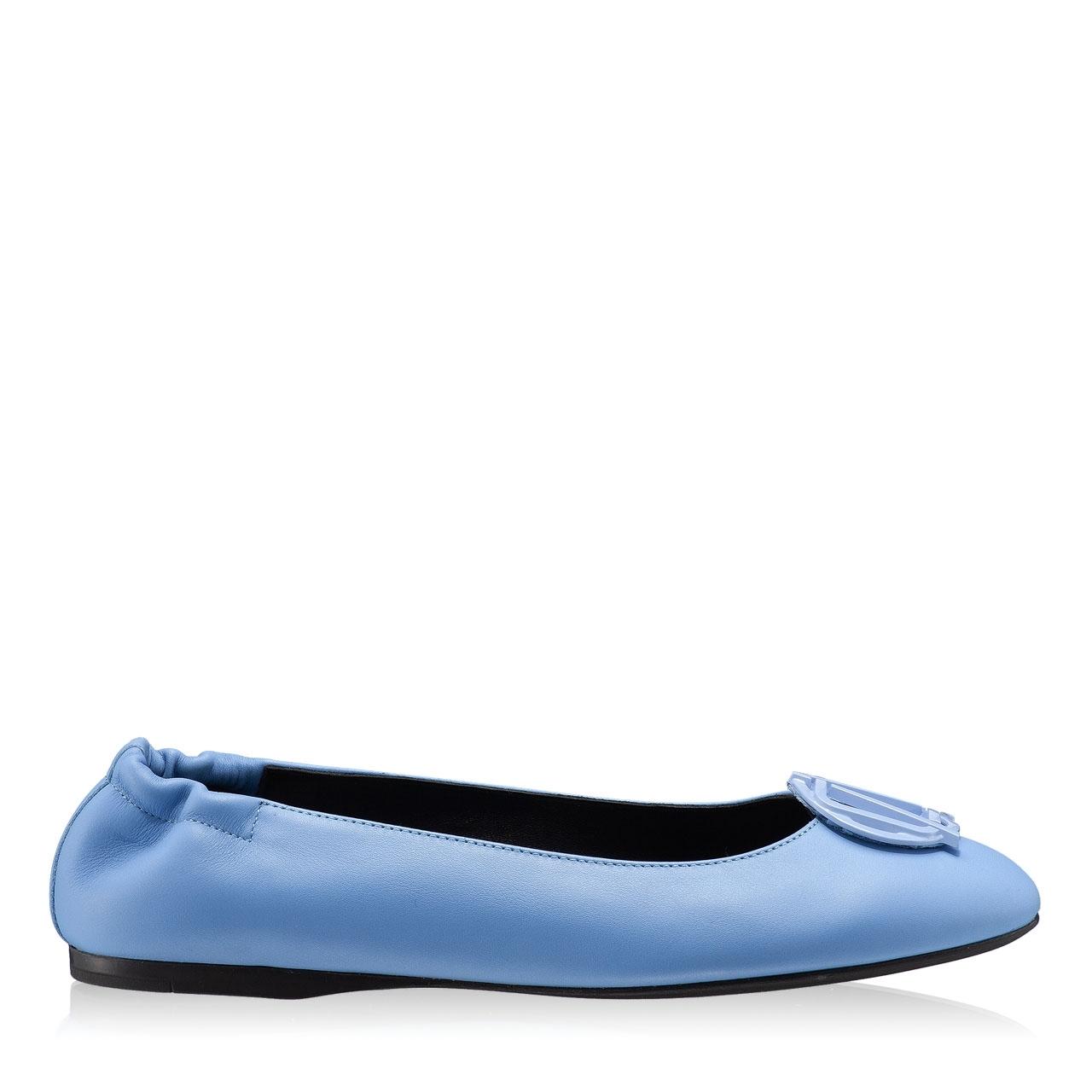 Imagine Balerini Dama 5852 Vitello Azzurro