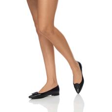 Pantofi Casual 5854 Nappa Negru