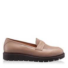 Imagine Pantofi Casual Dama 4829 Vitello Foro Poudre