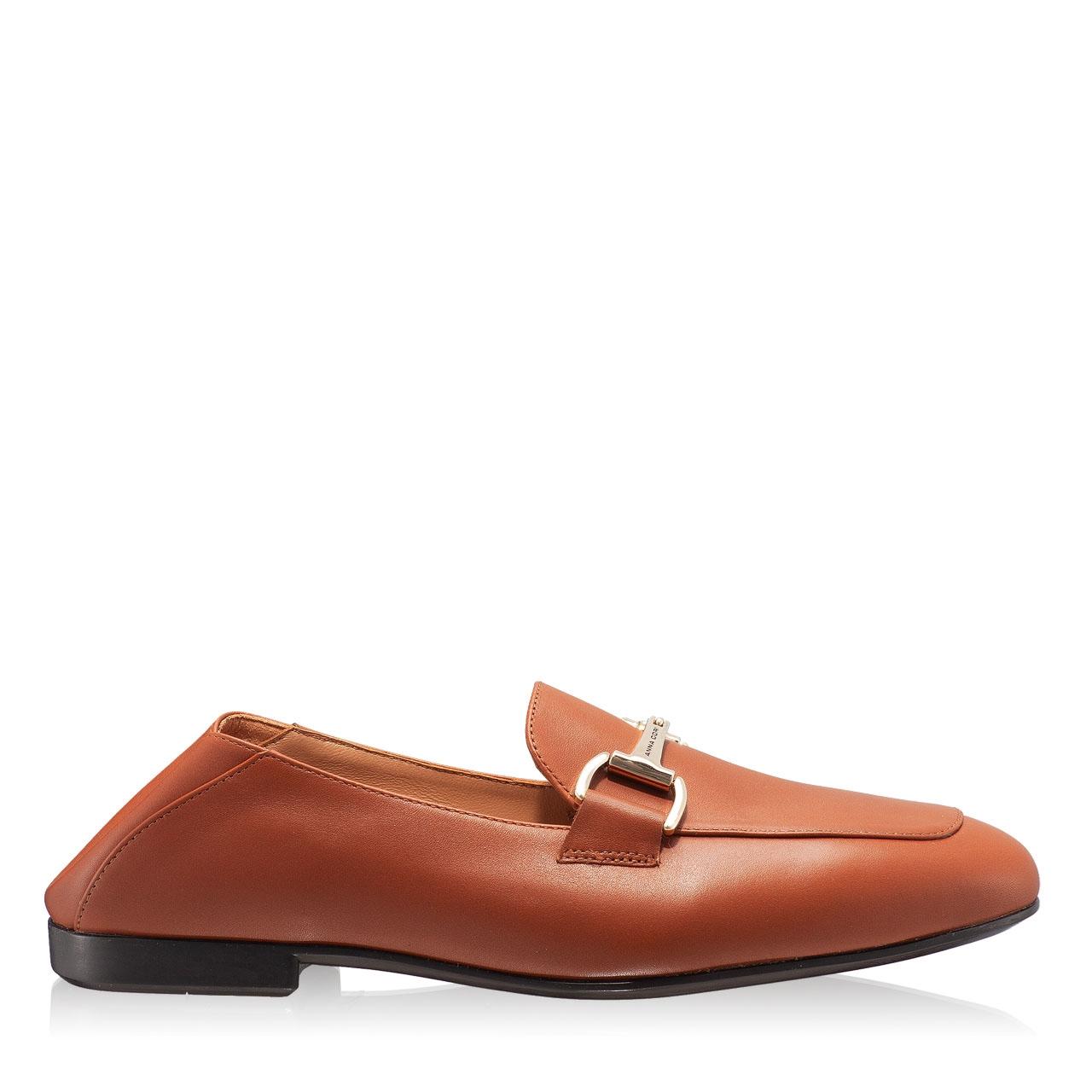 Imagine Pantofi casual dama 5117 Vitello Cuoio