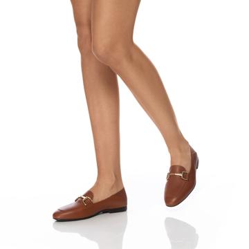 Pantofi casual dama 5117 Vitello Cuoio