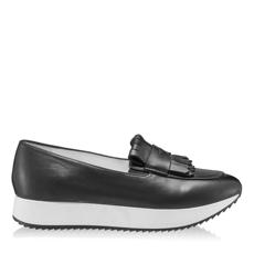 Imagine Pantofi Casual 7112 Vitello Negru
