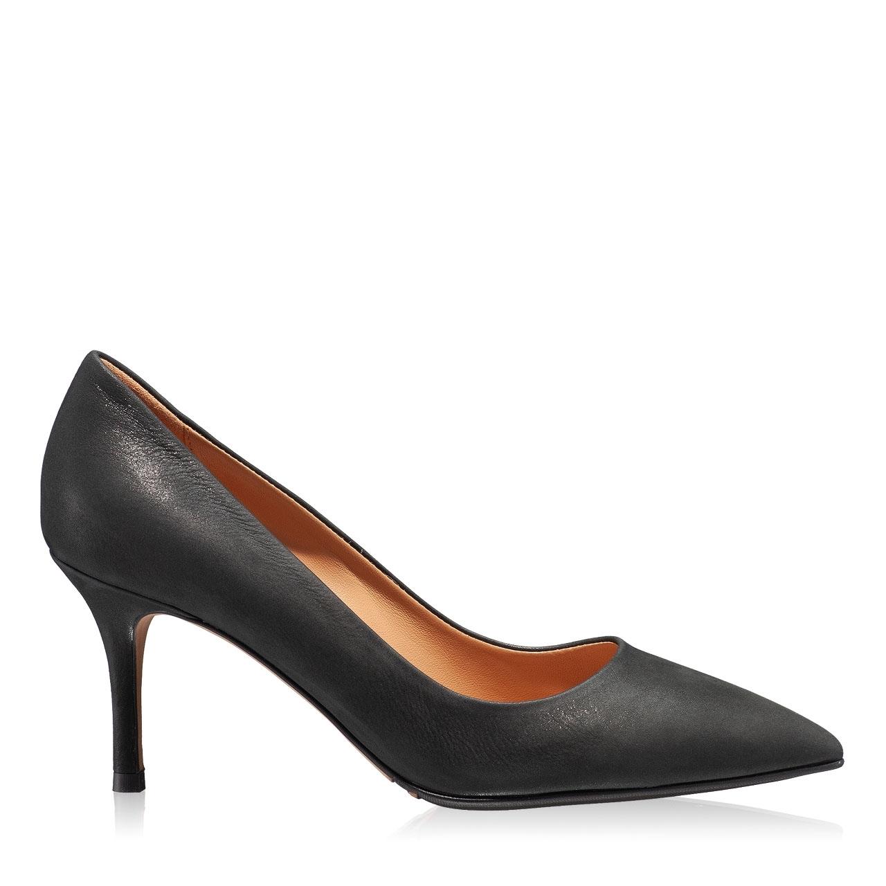 Imagine Pantofi eleganti dama 4416 Vit Perl Nero