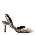 Imagine Pantofi Decupati Dama 5726 Pytone Roccia