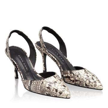 Pantofi Decupati Dama 5726 Pytone Roccia