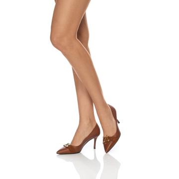 Pantofi Dama Eleganti 5871 Vitello Cuoio