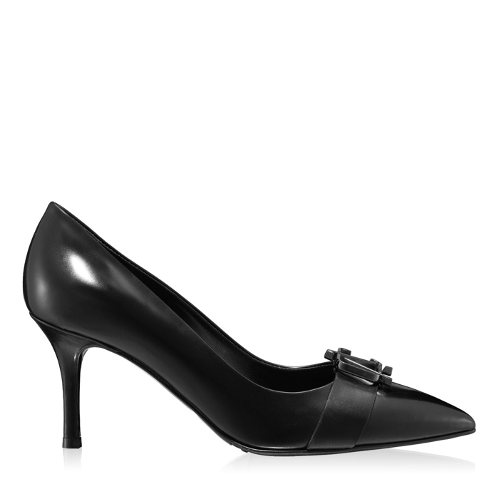 Imagine Pantofi Dama Eleganti 5871 Vitello Negru