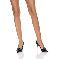 Pantofi Dama Eleganti 5871 Vitello Negru