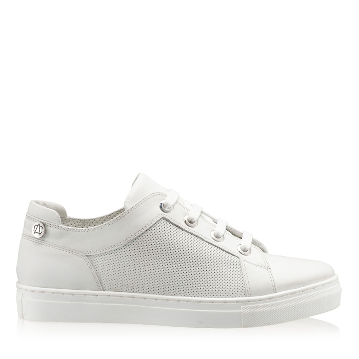 Imagine Pantofi Sport Dama 5911 Vit Foro Bianco