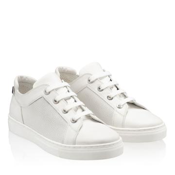 Pantofi Sport Dama 5911 Vit Foro Bianco