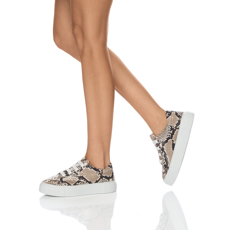 Pantofi Sport Dama 7102 Pytone Beige