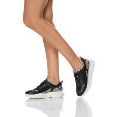 Pantofi Sport Dama 7107 Vitello Negru