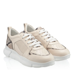 Imagine Pantofi Sport Dama 7107 Vitello Off White