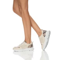 Pantofi Sport Dama 7107 Vitello Off White