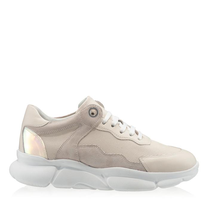Imagine Pantofi Sport Dama 7108 Vitello Off White