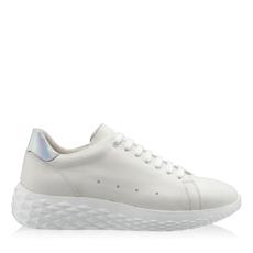 Imagine Pantofi Sport Dama 7110 Vitello Bianco