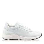 Pantofi Sport 7115 Vitello Bianco