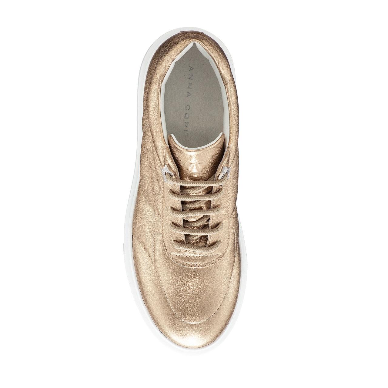 Imagine Pantofi sport dama 7116 Lamin Oro