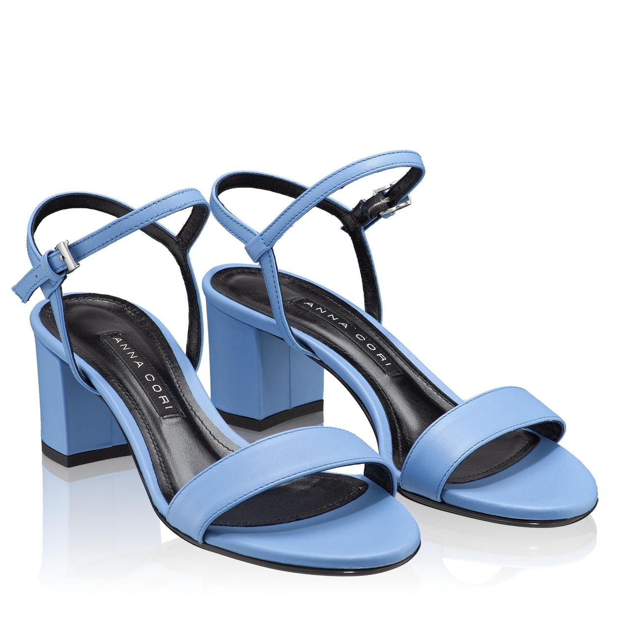 Imagine Sandale 4587 Vitello Azzurro