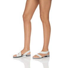 Sandale Dama 5840 Croco Alb