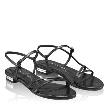 Sandale Dama 5850 Teyus Negru