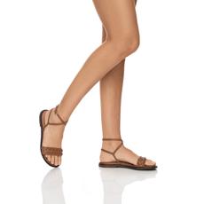 Sandale Dama 5865 Intreccio Maro