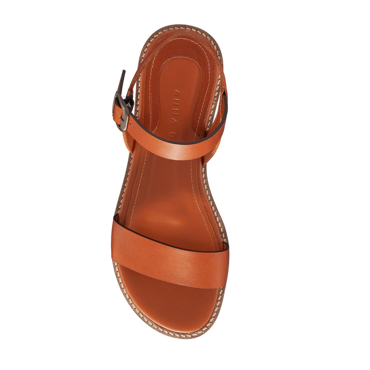 Imagine Sandale Dama 5904 Vitello Cuoio