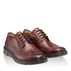 Pantofi Casual 6702 Vitello Maro