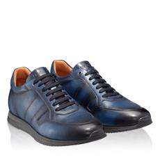 Pantofi Casual 6985 Vitello Blue