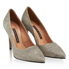 Pantofi  Eleganti Dama 4332 Glitter Oro