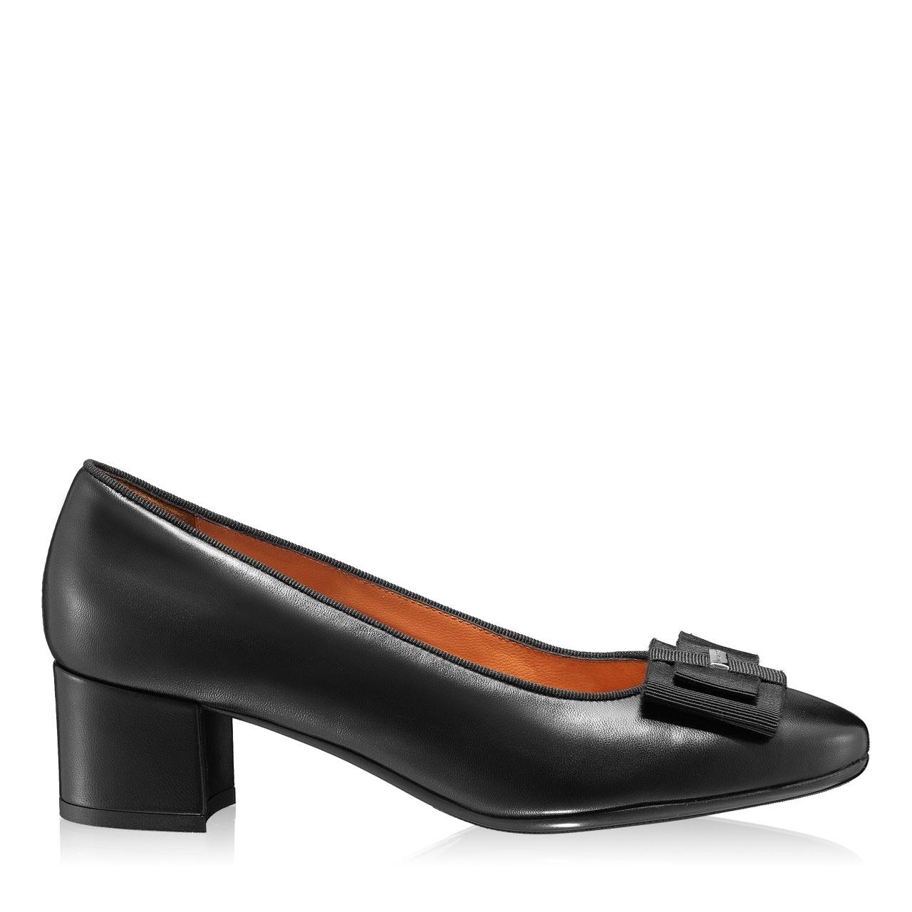 Imagine Pantofi Casual 4248 Nappa Negru
