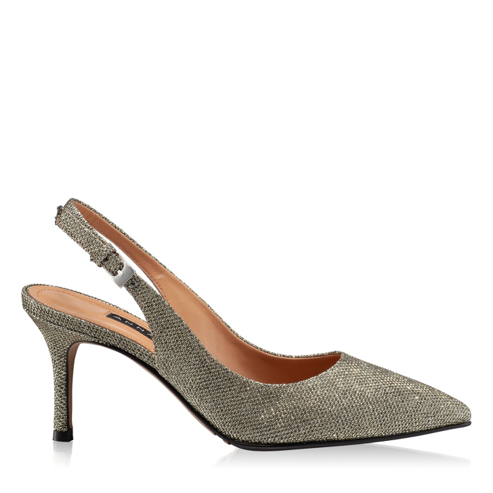 Imagine Pantofi eleganti dama 5728 Glitter Oro