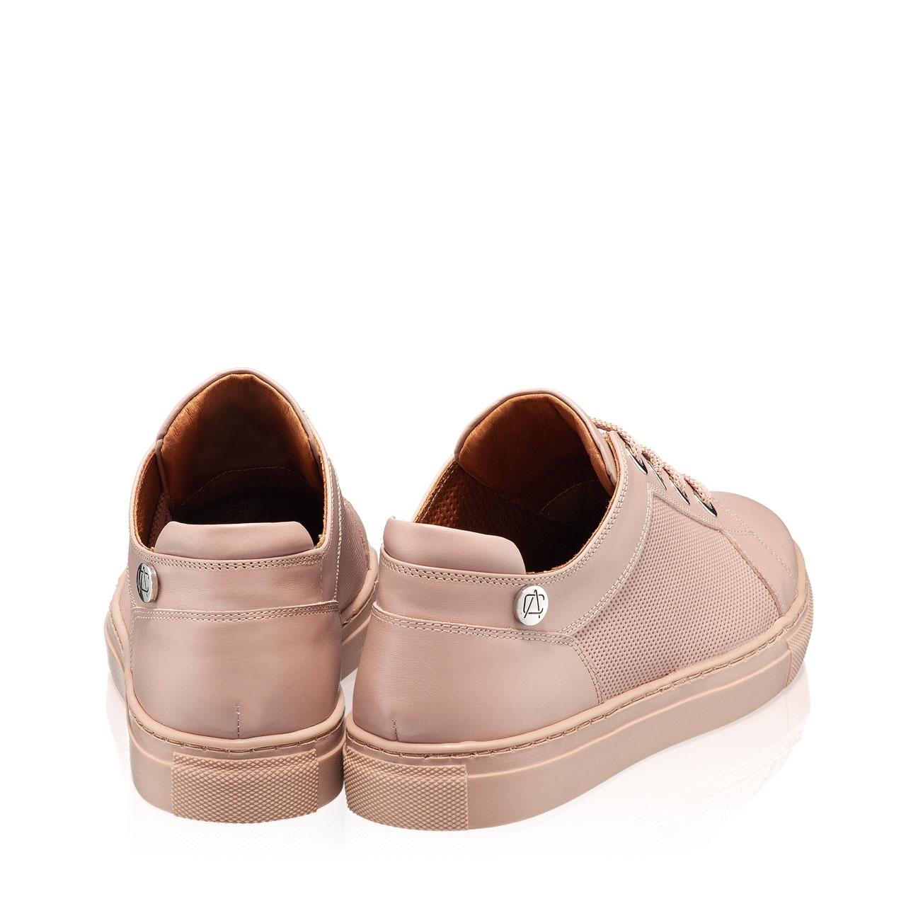 Imagine Pantofi Sport Dama 5911 Vit Foro Poudre