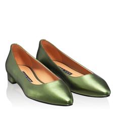 Pantofi Casual Dama 5859 Laminato Verde