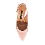 Imagine Pantofi Decupati Dama 5728 Lac Pink