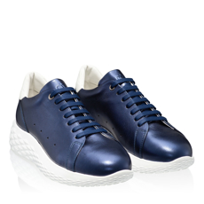 Pantofi Sport Dama 7110 Lamin Blue