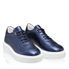 Pantofi Sport Dama 7116 Lamin Blue