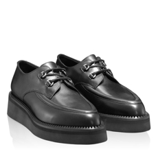 Pantofi Casual Dama 7147 Vittelo Negru