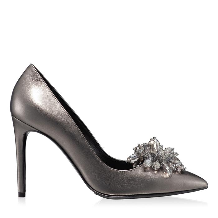 Imagine Pantofi Eleganti Dama 5623 Laminato C.Fucile