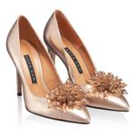Imagine Pantofi Eleganti Dama 5623 Laminato Rame
