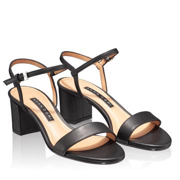 Sandale Dama 4587 Vitello Negru