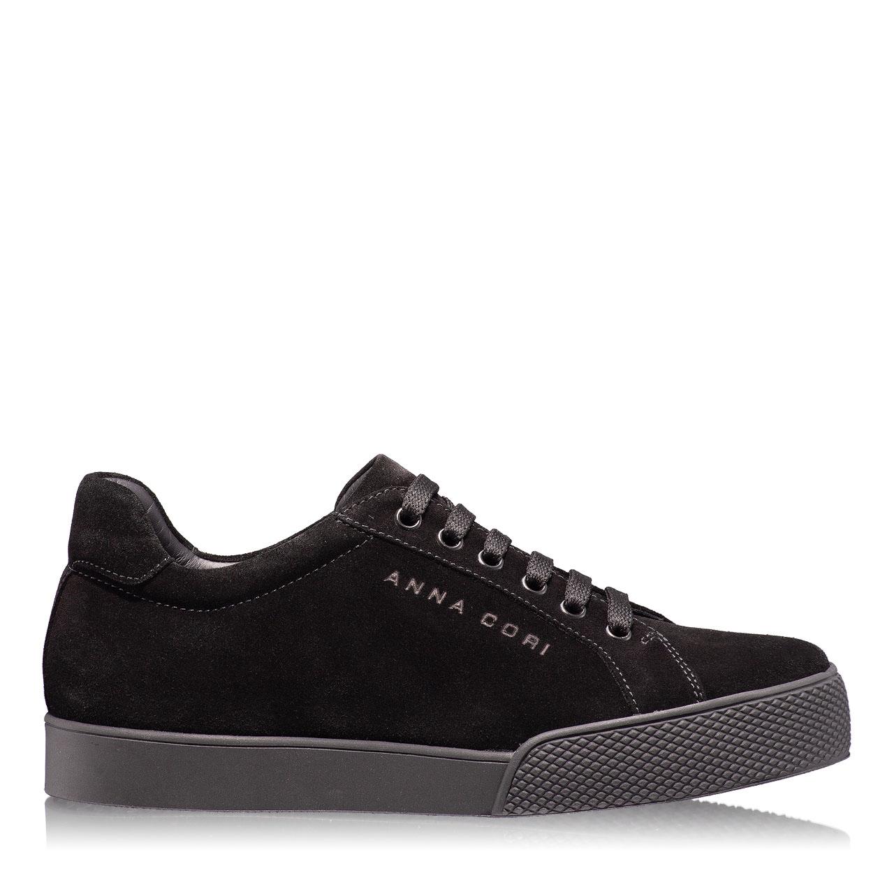 Pantofi sport dama 4897 Crosta Negru