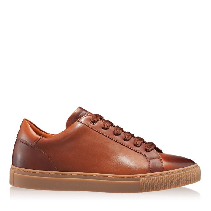 Pantofi Sport Barbati 6710 Vitello Cuoio