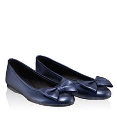 Balerini Dama 2424 Laminato Blue