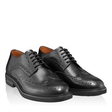 Pantofi Casual 6979 Vitello Negru