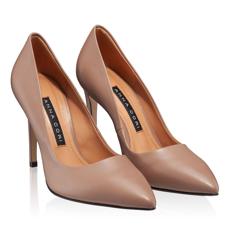 Pantofi Eleganti Dama 4332 Vitello Poudre