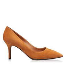 Imagine Pantofi eleganti dama 4416 Camoscio Cuoio