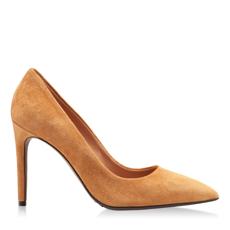 Imagine Pantofi Eleganti Dama 4332 Camoscio Cuoio