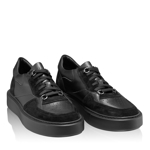 Imagine Pantofi Sport Barbati 6899 Vit+Crosta Negru